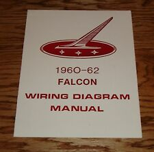 1960 1961 1962 Ford Falcon Wiring Diagram Manual 60 61 62