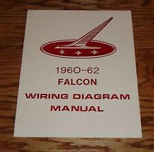 1960 1961 1962 Ford Falcon Wiring Diagram Manual 60 61 62