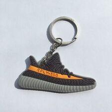 Adidas Yeezy Boost 350 V2 Beluga 1.0 Llavero Cadena Negro blanco apagado 700 500 sean