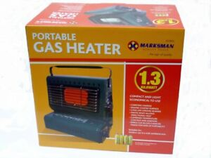 Portable Camping Butane Gas Heater Patio Hiking Fishing Cooking Heating New