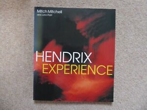 THE HENDRIX EXPERIENCE - MITCH MITCHELL soft cover music Jimi Hendrix Rock book