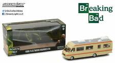1986 Fleetwood Bounder RV Breaking Bad TV Series 1/43 Diecast Model Greenlight!