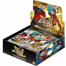 Carte Dragon Ball Super Boite 24 Boosters Tournament of Power FRANCAIS card Box