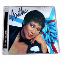 Aretha Franklin - Jump To It - Expanded Editi NEW CD
