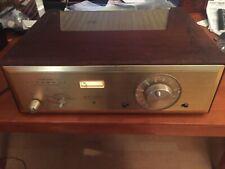 Vtg H.H. Scott Stereomaster Type 350 Wideband Fm Multiplex Stereo Hh H H H. H.