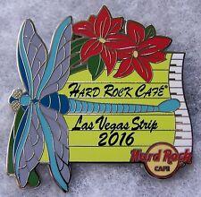 HARD ROCK CAFE LAS VEGAS STRIP DRAGONFLY PIN # 87953