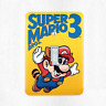 Super Mario Bros. 3 Light Switch Cover Plate Duplex Outlet Video Game NES New