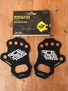 ACERBIS PALM PROTECTORS HAND PROTECTION ANTI BLISTER  BLACK S M L XL