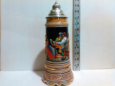 "GERMAN BEER STEIN ""MUSICAL"""