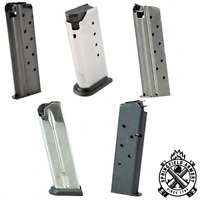 Springfield Armory OEM Semi-Auto Mags Pistol Magazines 5 6 7 8 9 & 10 Rounds RDs