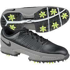NIKE Air Zoom Attack Men's Golf Shoes 853739-002 Black/Gray Sz 10 W **New**