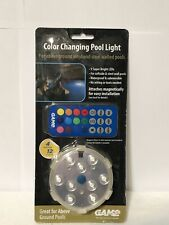 GAME 4306-BB Waterproof Magnetic LED Color-Changing Old Model (Discontinued)