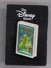 Disney Japan Peter Pan Wendy John Michael Captain Hook Tick Tock Video Mini Pin