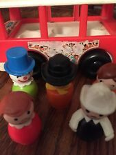 Fisher Price Mini Bus Used With Figures