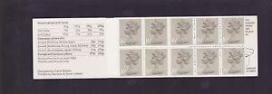 £1.60 10 x 16p ROYAL MAIL UK Great Britain STAMP BOOKLET birthday box K-783