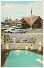 Howard Johnson's Motor Lodge in Chambersburg PA Postcard