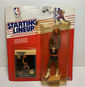 1989 Ron Harper Cleveland Cavs Starting Lineup Figure