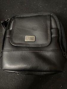 Vintage Case Logic CD Player Walkman Discman Carrying Case Bag Case logo