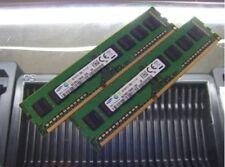 Samsung DDR3-4GB RAM PC3-12800U 1600 MHz 240P For Desktop