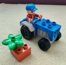 Lego Duplo - 4969 - Le tracteur de ferme -  Complet