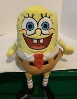 Nickelodeon Pillow Pets Pee-Wees Sponge Bob Square Pants As Seen On TV