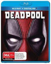 Deadpool (Blu-ray, 2016)