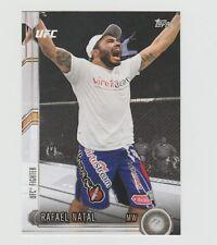 Rafael Natal UFC 2015 Topps Chronicles#106