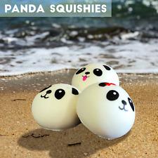 Cute 7cm Panda Squishy Kawaii Charms Key/Bag Christmas Stocking Large Stress