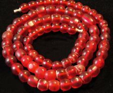 Gorgeous Vintage Glass Beads Afghanistan Kuchi Tribal Jewellery Design Supply