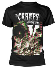 The Cramps 'Off The Bone' (Black) T-Shirt - NEW & OFFICIAL!
