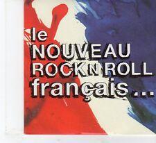 (FR99) Le Nouveau Rock N Roll Français, 22 tracks various artists - 2004 CD