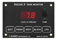 SeeLevel 3 Tank RV Tank Monitoring System Model 709-P3W (See Level)
