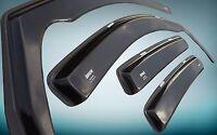 Wind Deflectors Sun Visor VOLKSWAGEN VW GOLF mk6 5-doors 2008-2013 4-pc Tinted