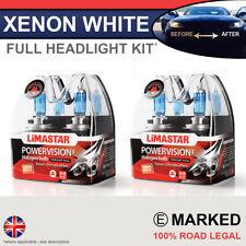 3 Series F30 11-on Xenon White Upgrade Kit Headlight Dipped High Bulbs 6000k
