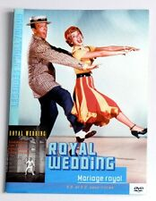 DVD Royal wedding mariage royal Fred Astaire Jane Powell Stanley Donen VO VOST