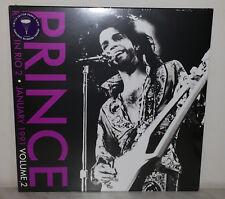 LP PRINCE - ROCK IN RIO - VOL. 2 - PURPLE - NUOVO NEW