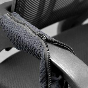 Soft Computer Office Elastic Zip Armrest Covers Arm Rest Armrest  Chair Spandex