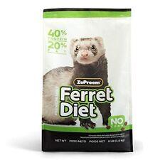 New listing ZuPreem Premium Daily Ferret Diet Food | Nutrient Dense, Highly Digestible, High