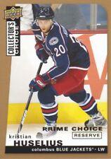 2008-09 Collector's Choice Prime Reserve Gold #93 Kristian Huselius Columbus