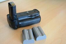 Genuine Nikon MB-D200 Multi Power Battery Pack Grip & 2 Genuine Batteries