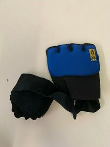 Combat Sports Gel Shock Handwraps Right Hand Size L/XL