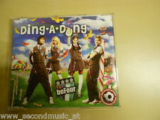 MAXI CD -BEFOUR--DING A DONG--4 TRACKS--