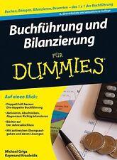 Buchführung und Bilanzierung für Dummies von Raymund Krauleidis und Michael Grig