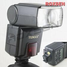 Tumax DPT386AFZ Auto TTL Flash For Sony HVL-F42AM F58AM F36AM A900 A77 A580 A55