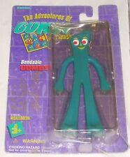 "Trendmasters 6"" Gumby Toy Figure Signed by Creator Art Clokey & Gloria Clokey"