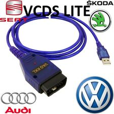 VW AUDI VCDS LITE VOLKSWAGEN OBD2 USB Car Code Scanner DIAGNOSTIC TOOL Interface