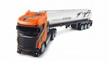 Ferngesteuerter LKW Sattelauflieger Tankwagen Scania Kinder Spielzeug 2WD 1:16