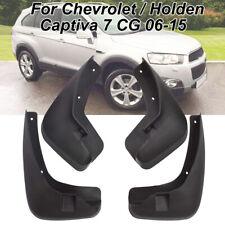 XUKEY For Chevrolet Holden Captiva 7 06-15 Mud Flaps Splash Guards Mudguards 4PC