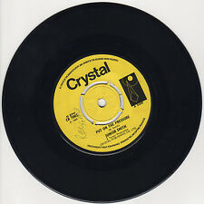 Junior Smith - Put on the Pressure - 1969 - Crystal CR7002