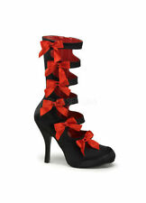 Satin Party Stilettos Heels for Women